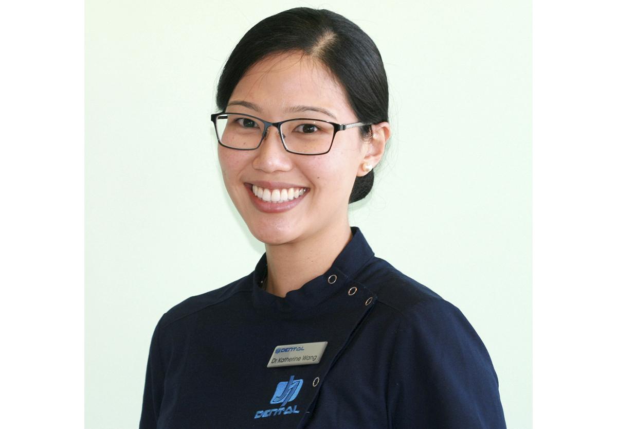 Dr Katherine Wang