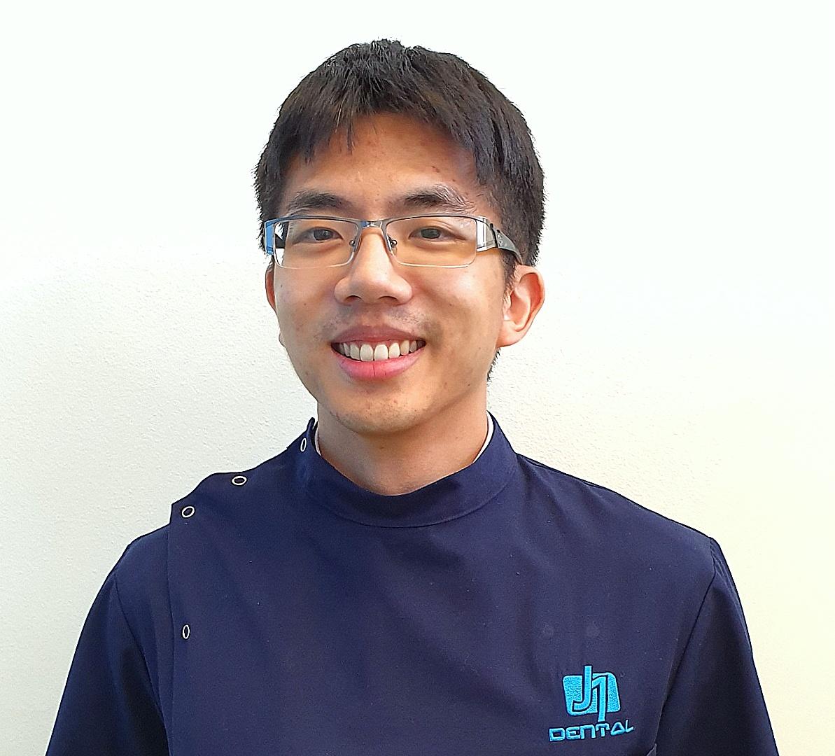 Dr Carson Lin